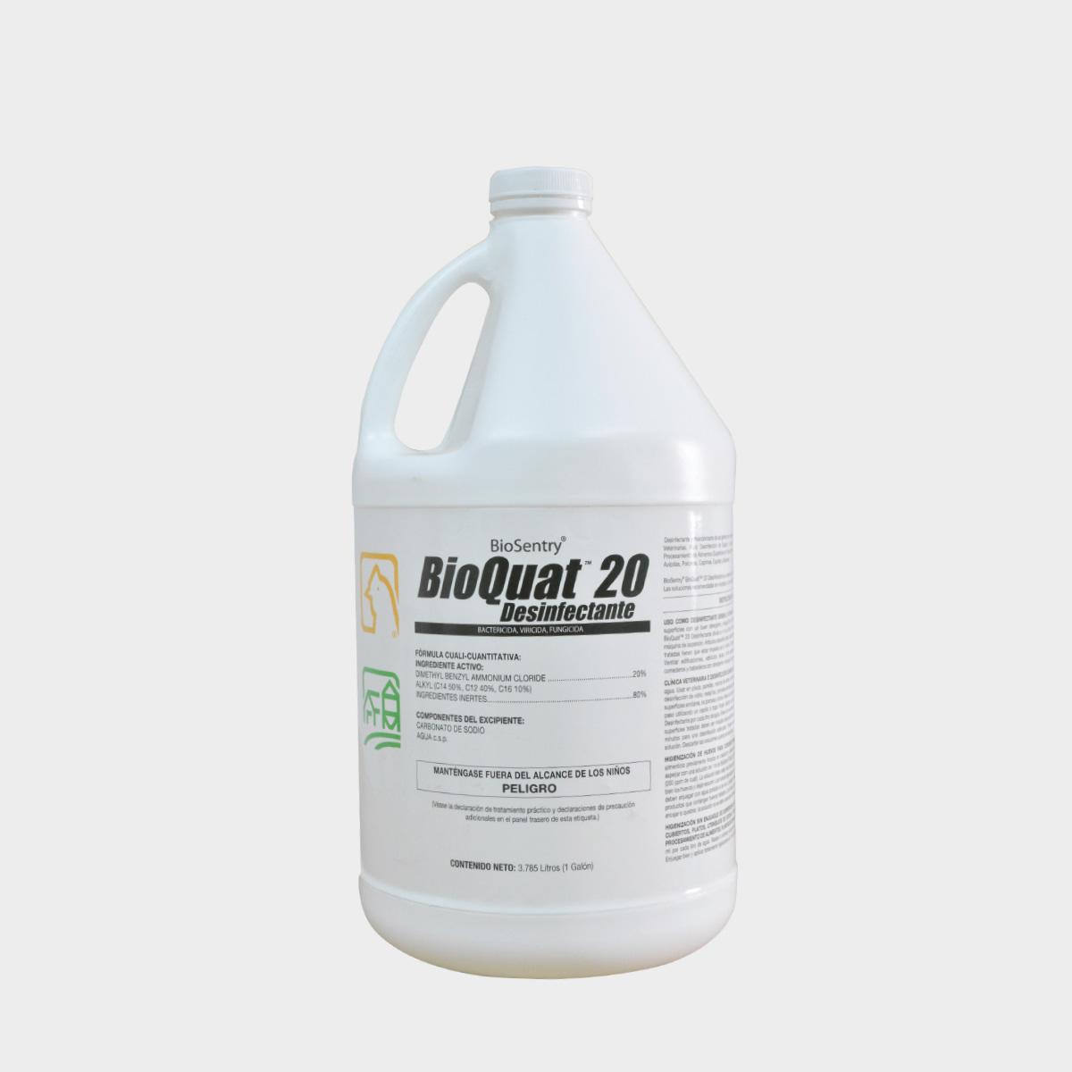BioQuat 20 1Gal