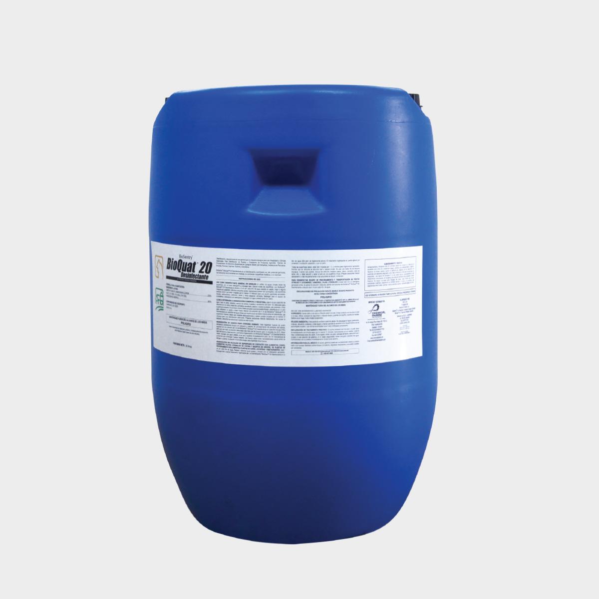 BioQuat 20 50Lt