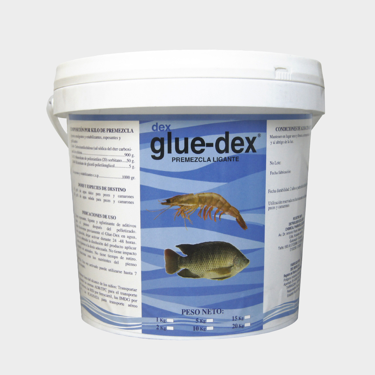 Glue Dex 2Kg