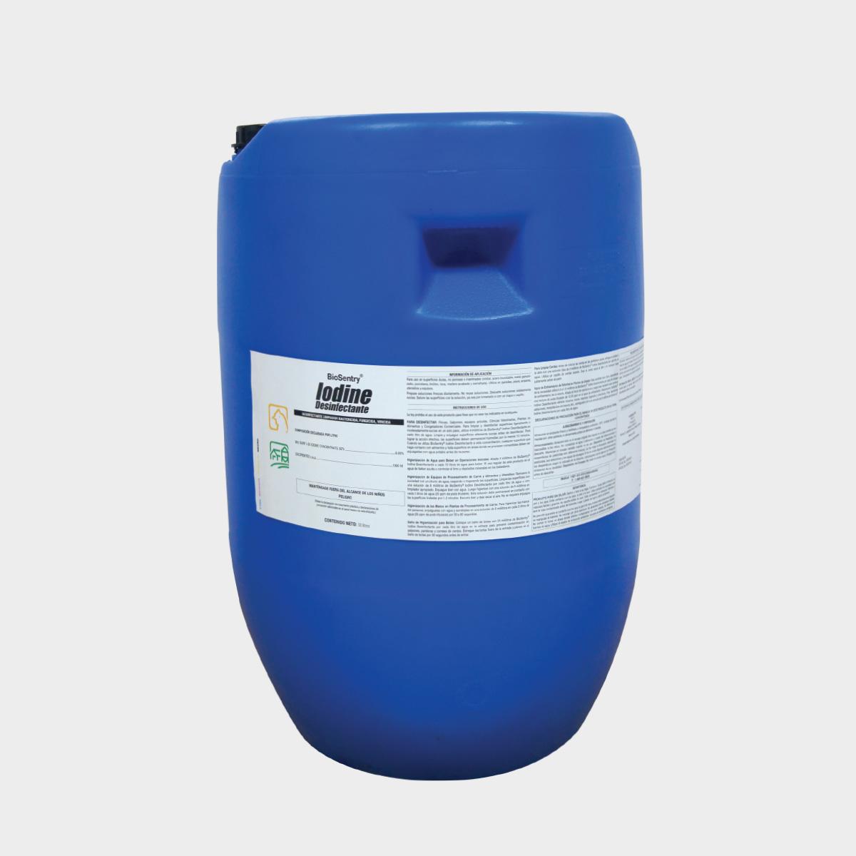 Iodine 50Lt
