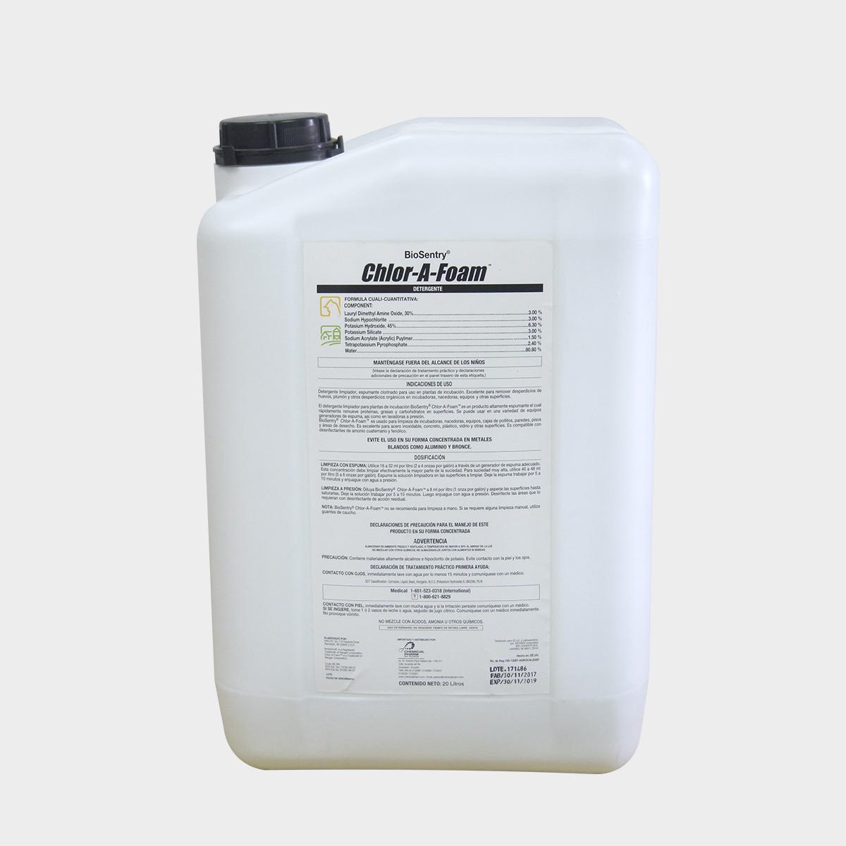 Chlor A Foam 20L