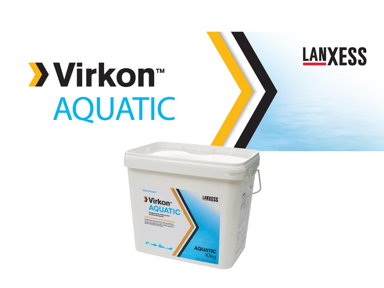 Virkon Aquatic